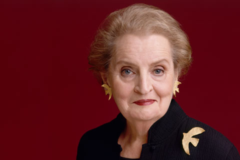 Humphrey School to host Madeleine Albright
