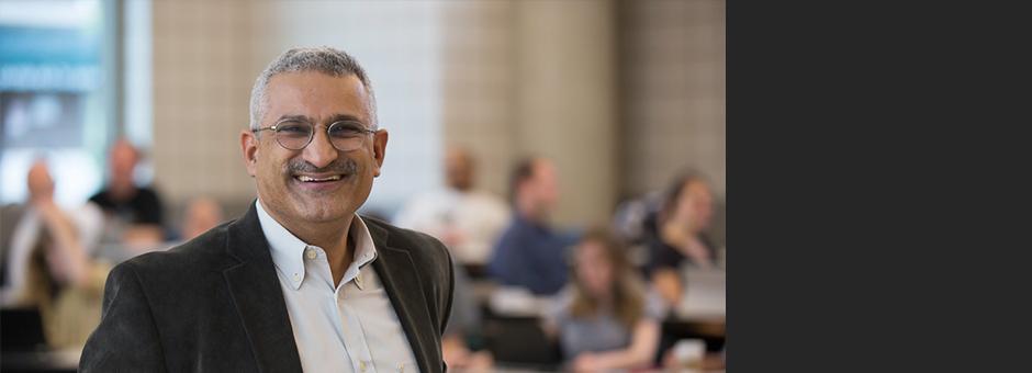 Humphrey School Names Professor Ragui Assaad Global Policy Area Chair