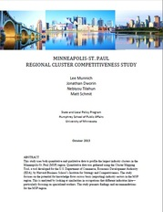 Regionalities - Hubert H. Humphrey Institute of Public Affairs